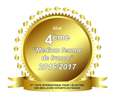Récompense Voyance 2016